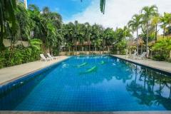 Welcome inn Villa pool (5)