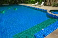 Welcome inn Villa pool (7)