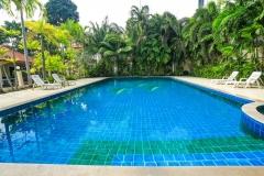 Welcome inn Villa pool